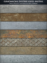 Gnomon Workshop Metal Textures