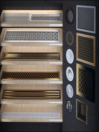 Ventilation Grilles and Diffusers