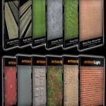 AmbientLight Multi Texture Packs