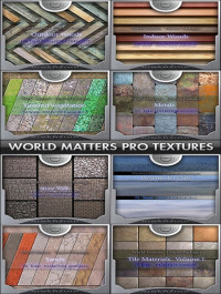Pro Seamless Textures Architectural & Nature