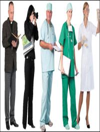 DOSCH 2D Viz-Images People Workwear