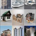 3Dsky Building