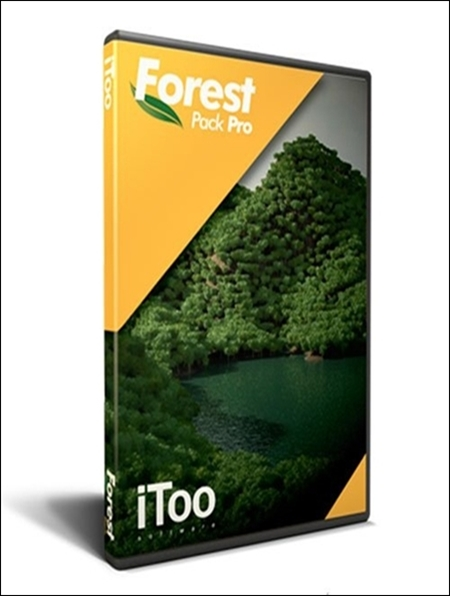 IToo Software Forest Pack Pro V4.3.6 For 3dsMax