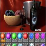 Cinema 4D Droid Texture Pack vol 1-3