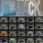 VRAY Texture Pack for C4D
