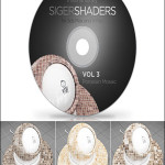 SIGERSHADERS Vol 3 for V-Ray