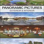 Exterior & Interior Spherical Panoramas