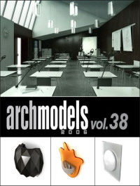 Evermotion Archmodels vol 38