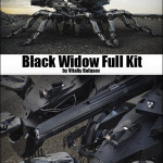 Black Widow Full Kit