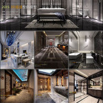 Bathroom 3D66 Interior 2015 vol 3