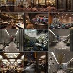 Resteraunt House Cafe 3D66 Interior 2015 Vol 7