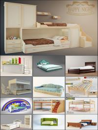 Classic Childroom Bed