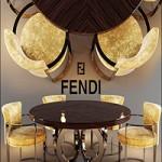 Fendi Table