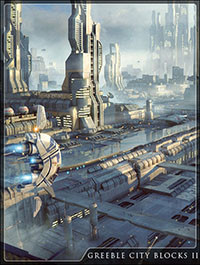 Greeble City Blocks Vol 02