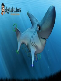 Modeling and Rigging a Cartoon Shark in 3ds Max