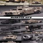CGTrader 3D MODELS Oshkosh JLTV
