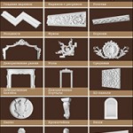 Dikart Decorative Gypsum 3D Models