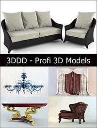 3DDD Profi 3D Models