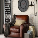 Pottery Barn Turner Roll armchair set