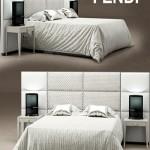 Bed Regent bed Fendi Casa