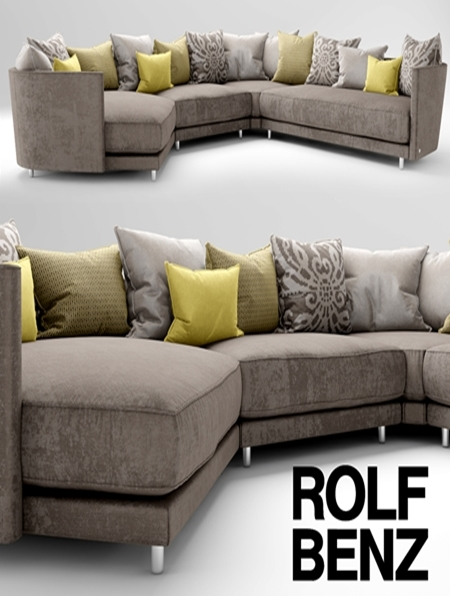 sofa rolf benz onda. Black Bedroom Furniture Sets. Home Design Ideas