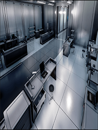 Unreal Engine 4 Marketplace Modular SciFi: Props I