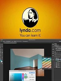 Photoshop for Interior Design Living Room Composite