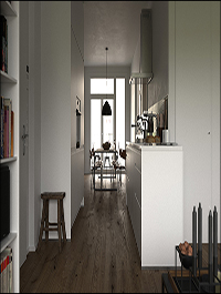 Photorealistic Modern Interior By Bbb3viz