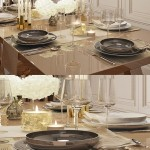 Tableware by Kelly Hoppen