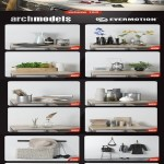 Evermotion Archmodels vol 160