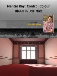 Lynda Mental Ray Control Color Bleed in 3ds Max
