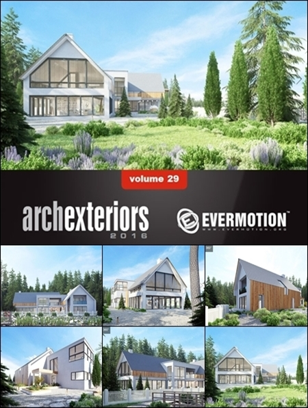 Evermotion Archexteriors Vol 29