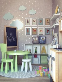 Children (decor and furniture)