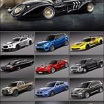 Collection of Nice Car Models V