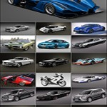 Collection of Nice Car Models VI