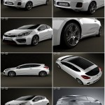 Humster 3D Kia Pro Ceed GT 2014