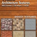 Dosch Design Tiled Architecture Textures