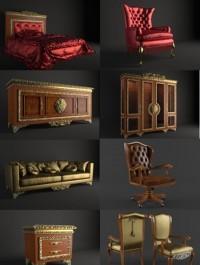 AR ARREDAMENTI Royal 3D Models