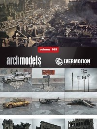 Evermotion Archmodels vol 165
