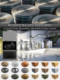 POLLIGON HIGHRES ARCHITECTURAL TEXTURES