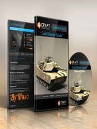Craft Director Studio v16.2.1 for 3ds Max 2014 – 2017