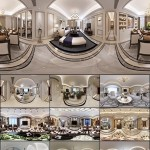 360° INTERIOR DESIGNS 2017 LIVING & DINING, KITCHEN ROOM NEOCLASSIC STYLES COLLECTION 3