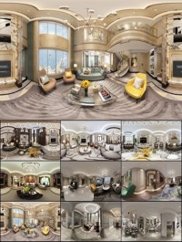 360° INTERIOR DESIGNS 2017 LIVING & DINING, KITCHEN ROOM NEO CLASSIC STYLES COLLECTION 1