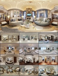360° INTERIOR DESIGNS 2017 LIVING & DINING, KITCHEN ROOM AMERICAN STYLES COLLECTION 4