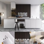 Kitchen Poliform Varenna Matrix (vray GGX, corona PBR)