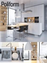 Kitchen Poliform Varenna Kyton (vray GGX, corona PBR)