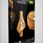 CGAxis Models Volume 9 Lighting Collection