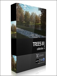 CGAxis Models Volume 28 Trees III