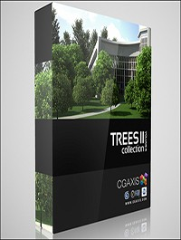 CGAxis Models Volume 14 Trees II
