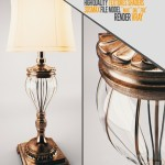 Classic Old Table Lamp
